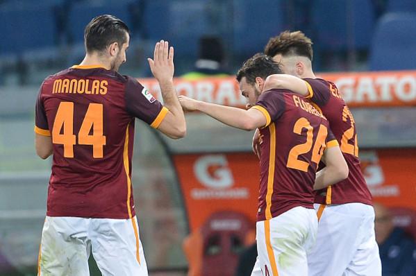 7f7202e840 I VOTI DEGLI ALTRI - Perotti 'gioca ovunque'. Szczesny 'tiene in piedi la  Roma'. Digne 'in affanno'. Pjanic 'lezioso'