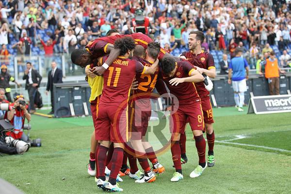 45374e5dec Il successo giallorosso - che ha causato l'esonero di Pioli - è arrivato  grazie alla prestazione superlativa di Diego Perotti (7,7):