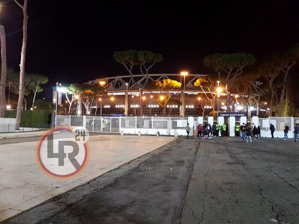 Roma Chelsea Argentin Pd Poco Rispetto Per I Disabili