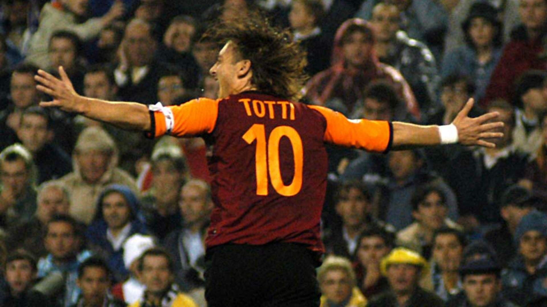 Image result for totti 2002/2003'