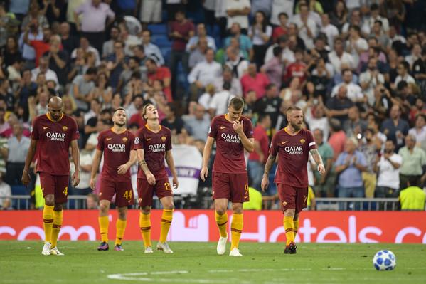 0d17f49a6b DA MADRID MATTEO DE ROSE - La Roma esce da Santiago Bernabeu sconfitta per  3-0 dal Real Madrid. Il risultato lascia poco spazio alle interpretazioni.