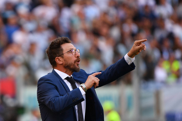 Allenamento Lazio sito