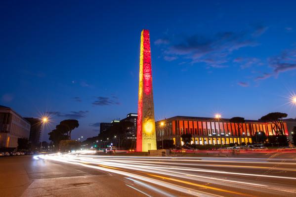 Foto as roma inaugurazione nuovi uffici all 39 eur for Uffici eur roma