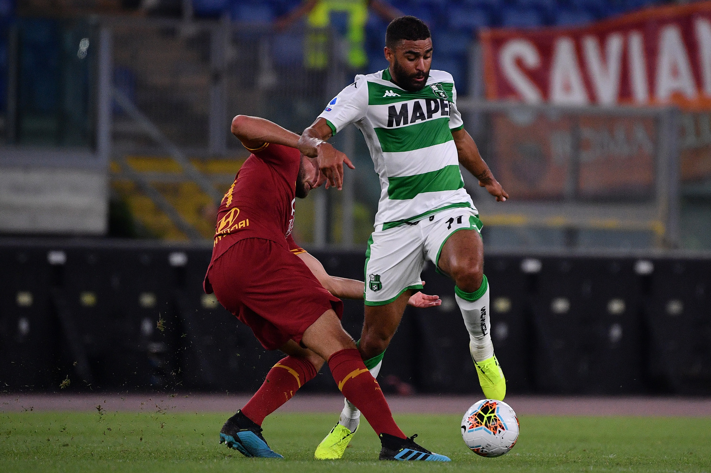 """Sassuolo, Defrel: """"Il gioco di De Zerbi mi ha convinto a scegliere di vestire la maglia neroverde"""" - LAROMA24"""