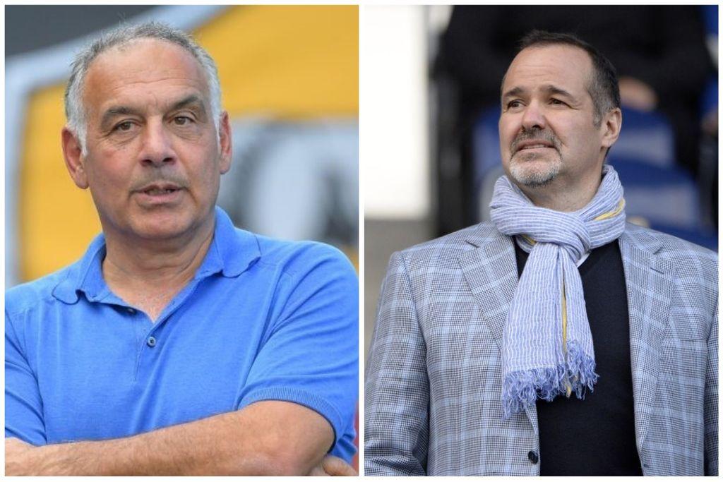Saputo e Pallotta: 'derby' tutto americano con il sogno stadio