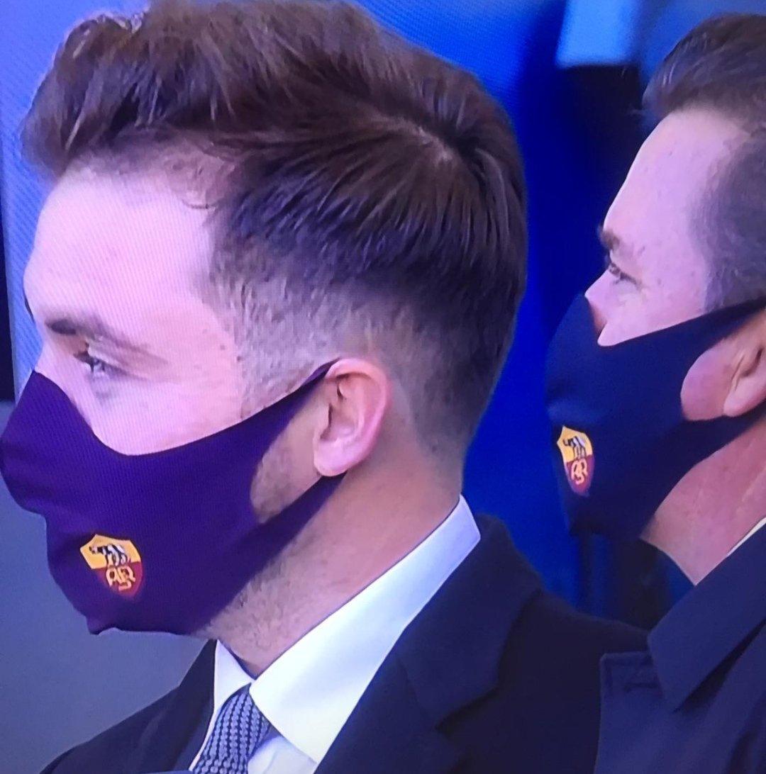 Roma-Parma: i Friedkin assistono al match dalla tribuna. E sulle mascherine  spunta il vecchio stemma (FOTO) » LaRoma24.it – Tutte le News, Notizie,  Approfondimenti Live sulla As Roma